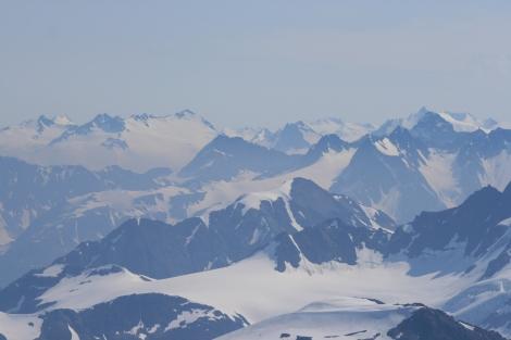 so many peaks, so little time...Kenai Mountains