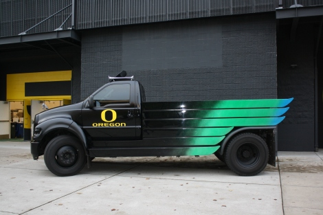 the Duckmobile
