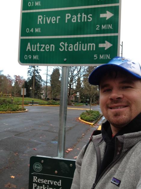 which way to Autzen?