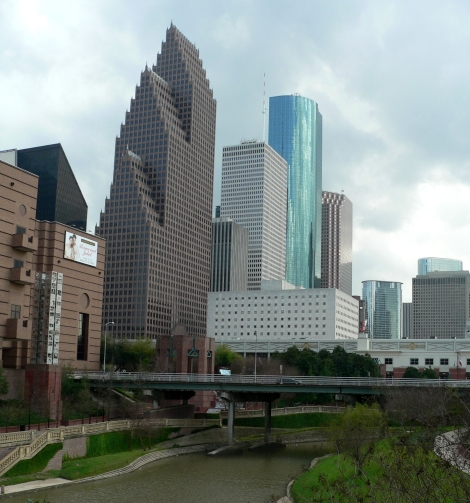 awesome architecture in Houston