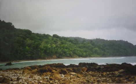 Corcovado coast
