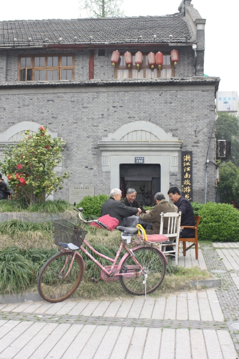 scene in Huangzhou, China