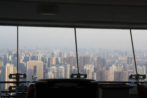 Shanghai cityscape, pt. 2