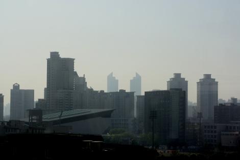 Shanghai cityscapes, pt. 3