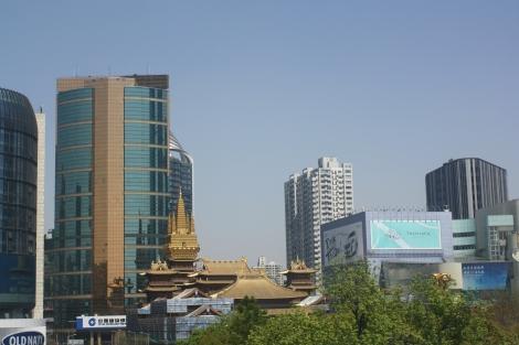 Jing'an Temple- Shanghai